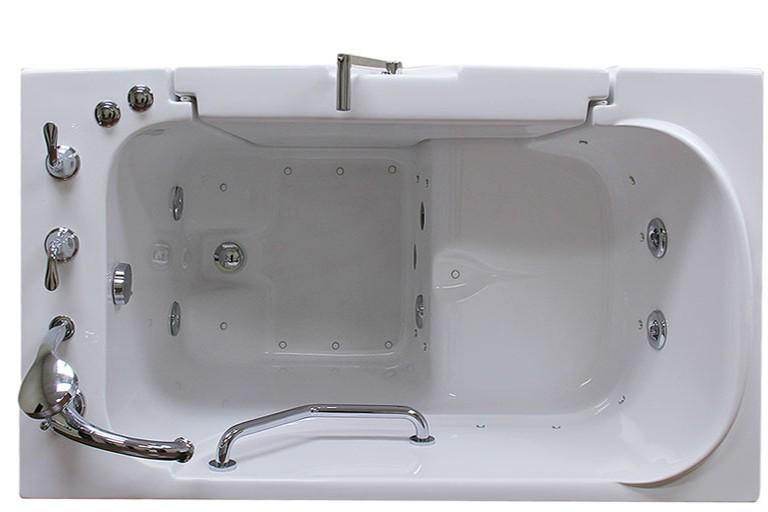 CARE Series 3052 L Soaker Walk In Tub