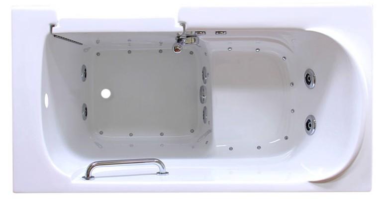 Care Series 3054 Soaker Walk In Tub