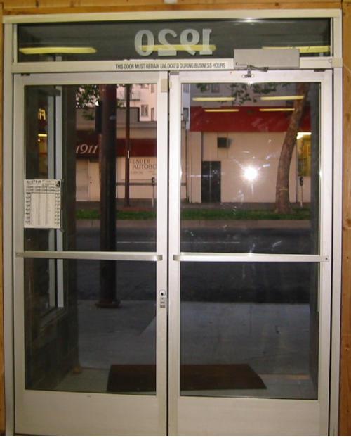 Photos For Open Sesame Handicap Automatic Door Openers