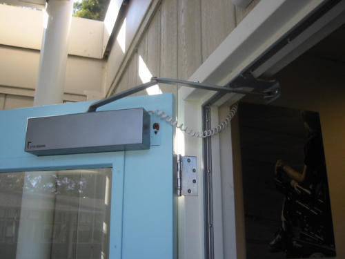 Photos For Open Sesame Handicap Automatic Door Openers