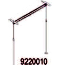 Bhm Medical Voyager Portable Ceiling Lift Model 98000