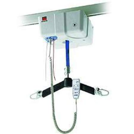 BHM Medical Voyager Series Permanent Ceiling Lift Model 420 550