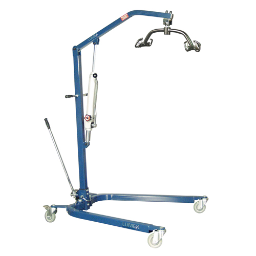 Hydraulic Bed Lift : Hydraulic patient lifts model lf