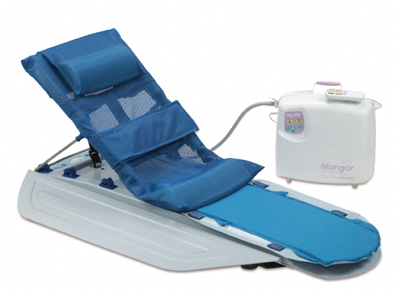 Mangar Surfer Bather Bathlift With Leg Kit