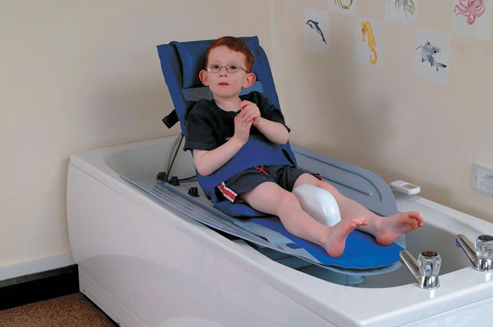 Mangar Surfer Bather Bathlift With Leg Kit