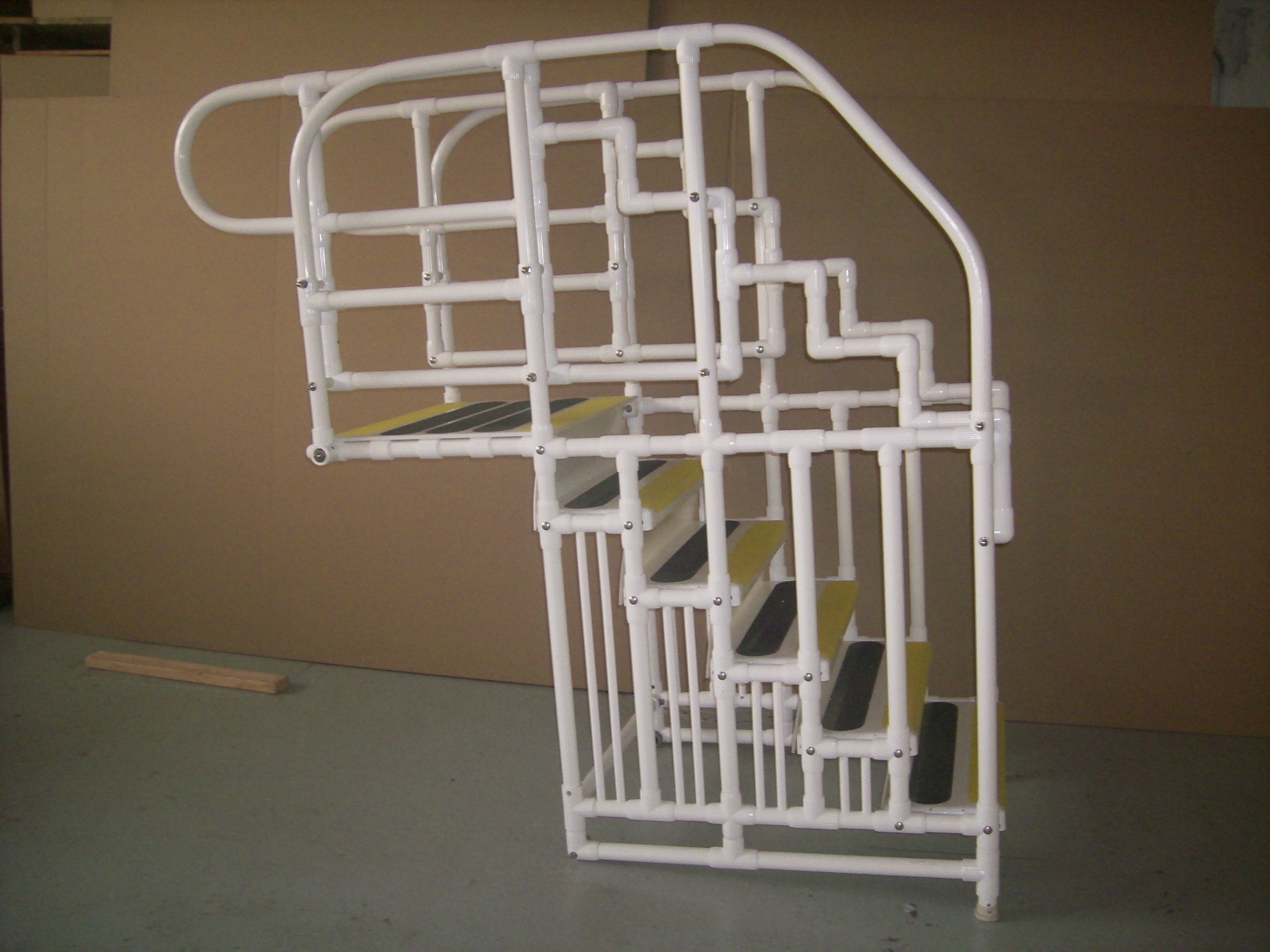 rehab systems llc aquatrek ada ladder system