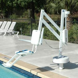 Sr Smith Splash Hi Lo Code Compliant Pool Lift Model No
