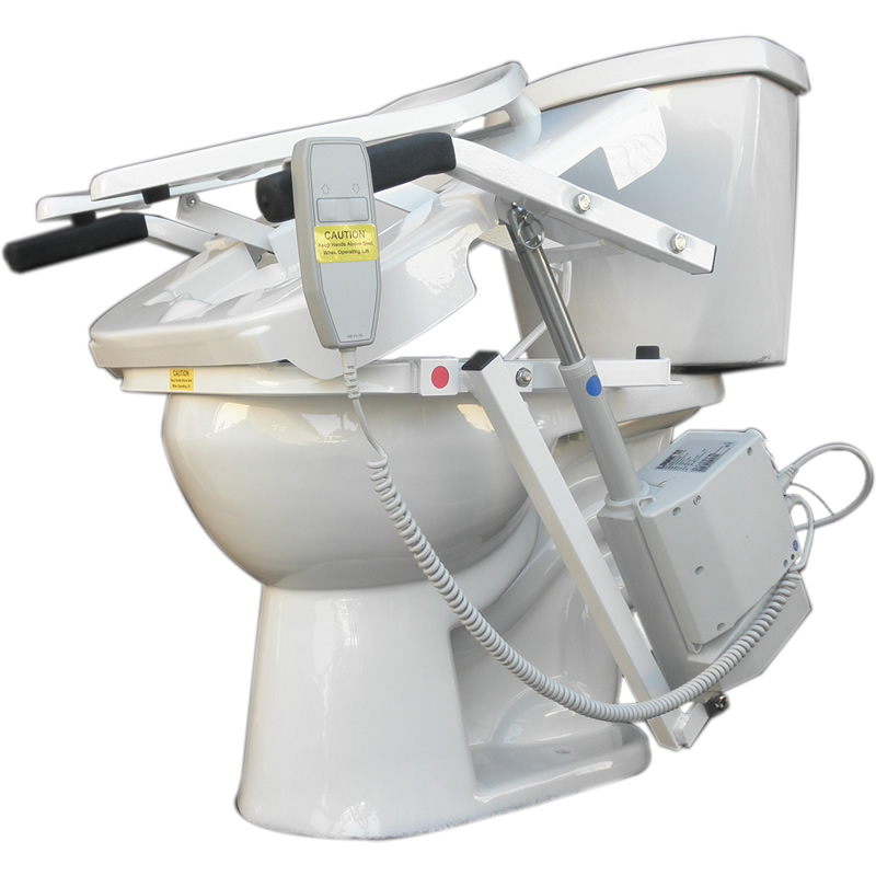 Phillips Lift Systems Tush Push Toilet Lift Chair