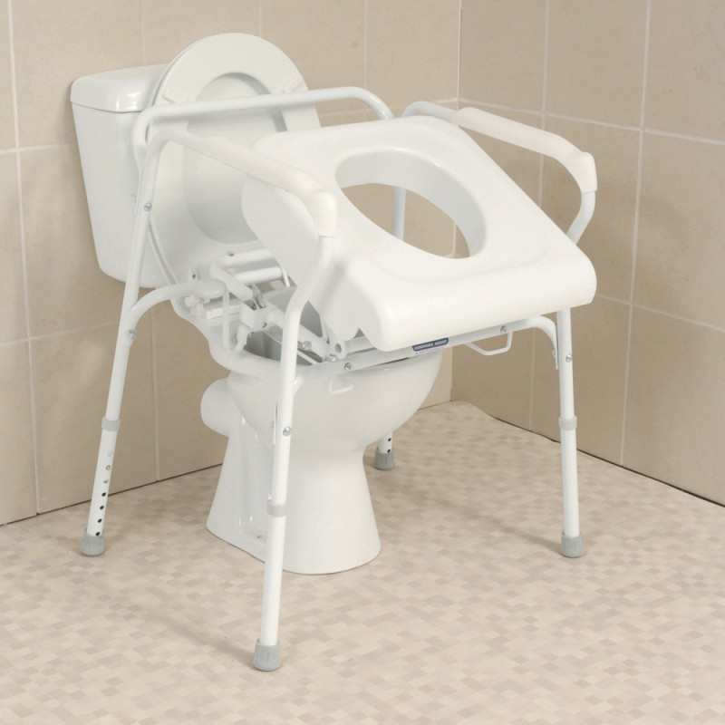 Carex Uplift Commode Assist Model #CCFCA200
