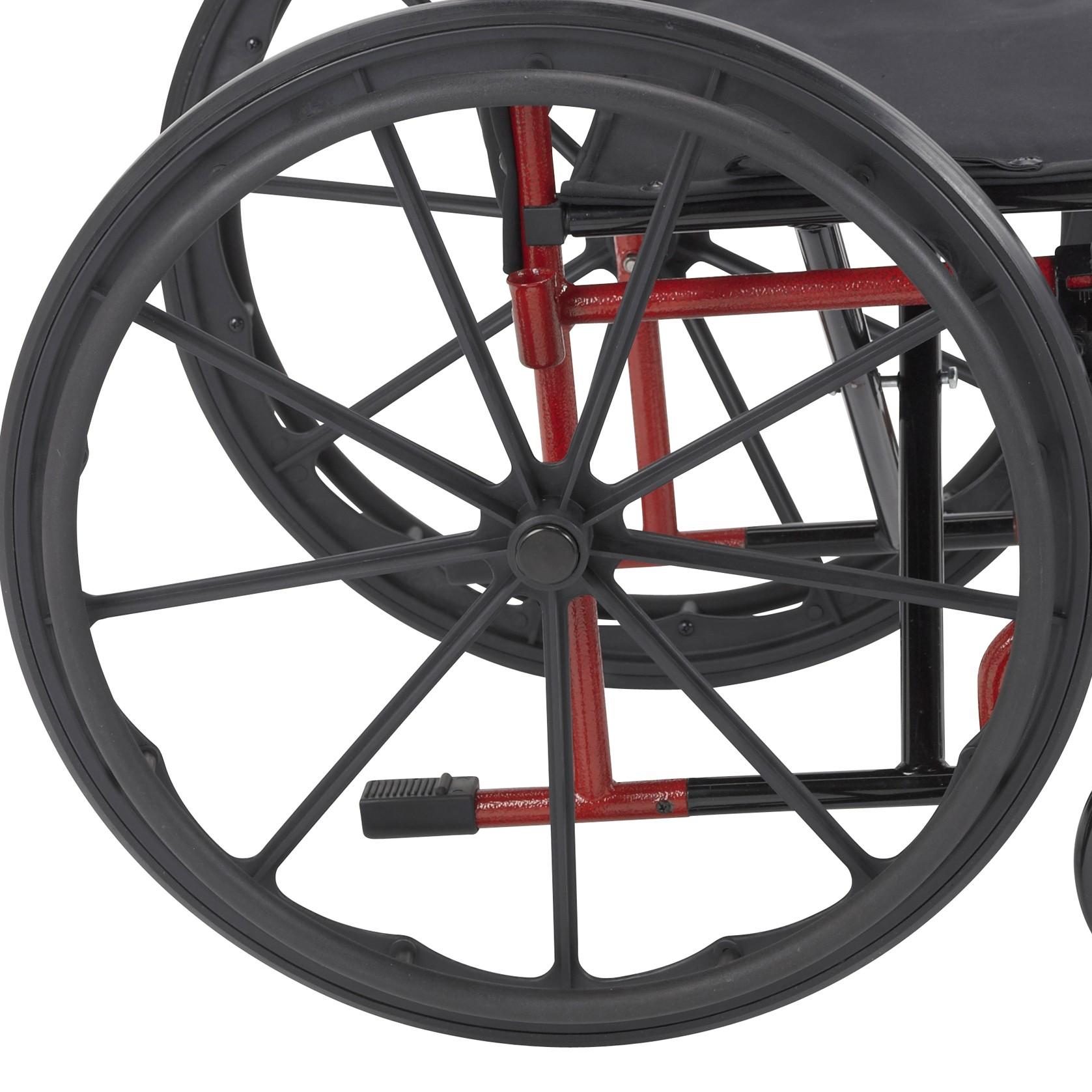 Drive Medical Rebel Wheelchair Single Axle