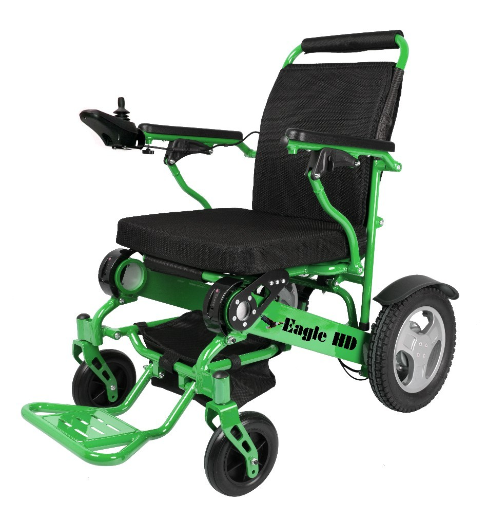 Eagle HD Bariatric Portable Wheelchair