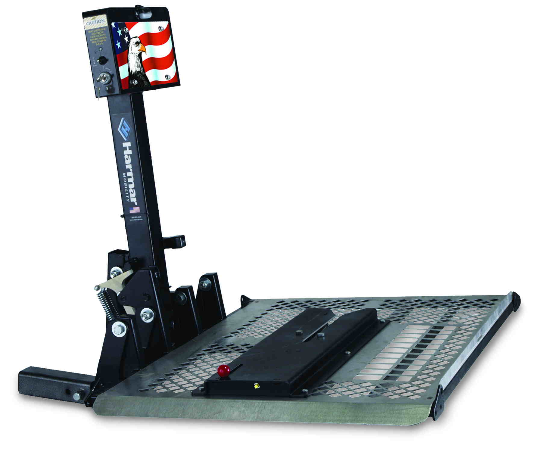 Harmar Mobility AL550 Automatic Power Chair Lift
