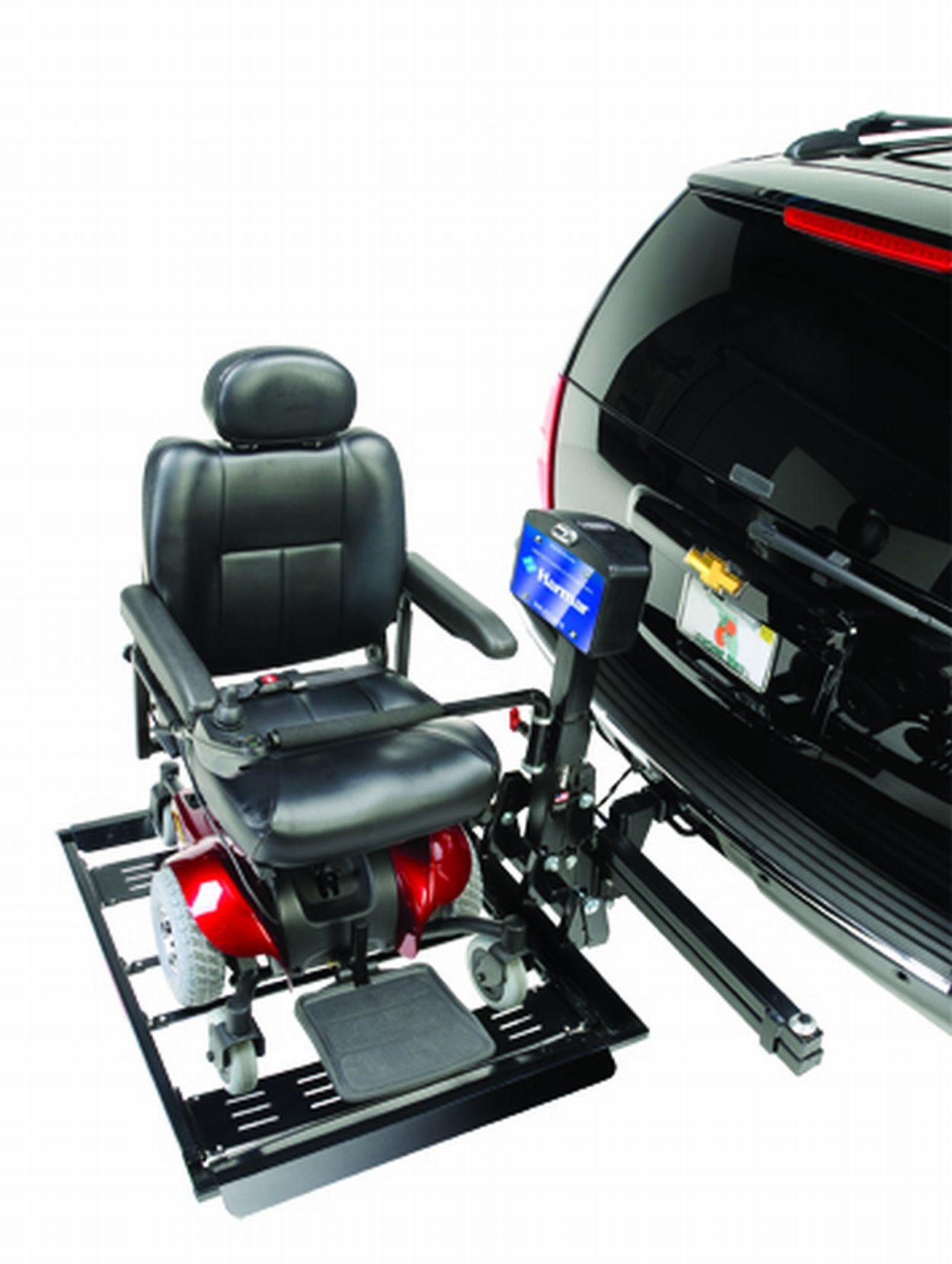 Harmar Mobility AL560 Automatic Universal Power Chair Lift