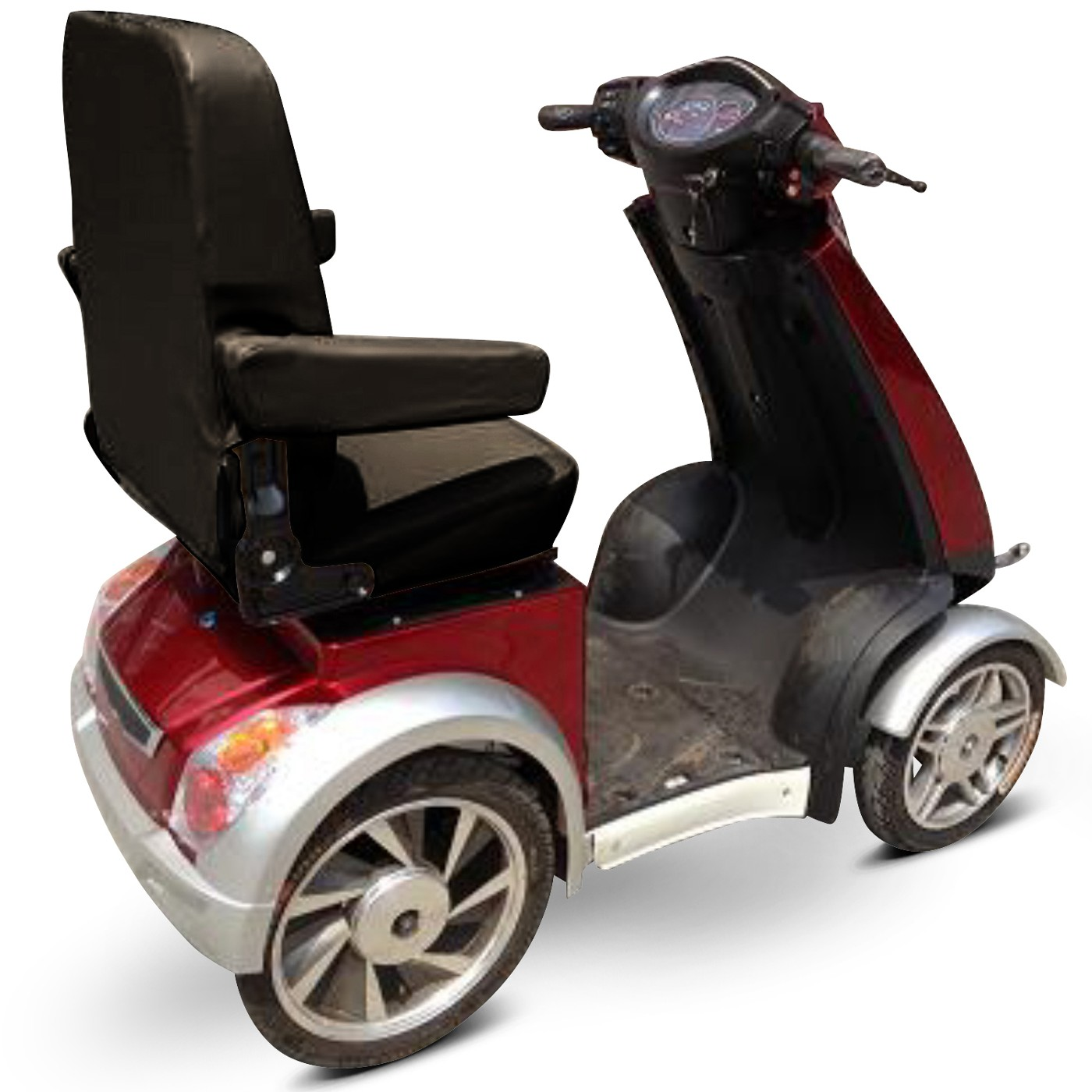 Ew72 4 Wheel Mobility Scooter