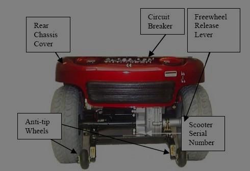 Wiring Diagram For Shoprider Te 999
